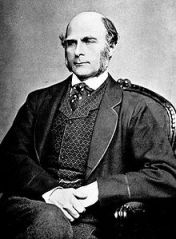 Francis Galton collected self-report data from 180 Englishmen of science in 1874